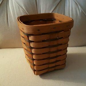 Longaberger Utensil Basket